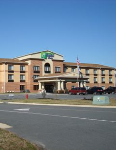 Holiday Inn Express & Suites  Exmore, VA