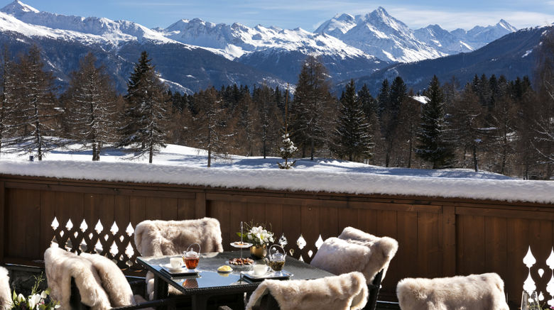"Hotel Guarda Golf Exterior. Images powered by <a href=""http://www.leonardo.com"" target=""_blank"" rel=""noopener"">Leonardo</a>."