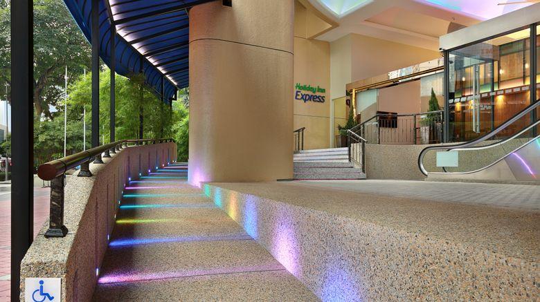 "Holiday Inn Express City Center Exterior. Images powered by <a href=""http://www.leonardo.com"" target=""_blank"" rel=""noopener"">Leonardo</a>."