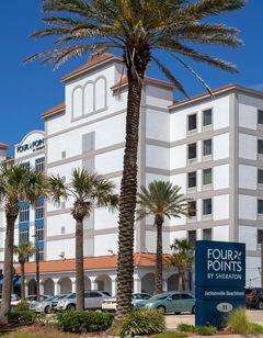 Four Points Jacksonville Beachfront