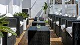 Salles Hotel Malaga Centro Pool