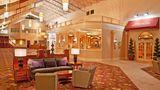 Holiday Inn Flint Gateway Lobby