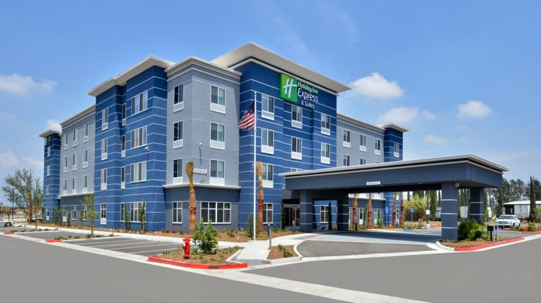 """Holiday Inn Express  and  Suites Loma Linda Exterior. Images powered by <a href=""""http://www.leonardo.com"""" target=""""_blank"""" rel=""""noopener"""">Leonardo</a>."""
