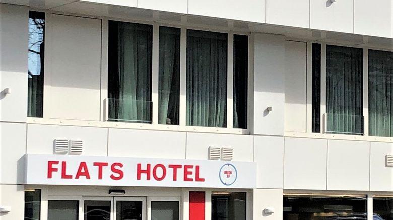 "Flat Hotel Midi 33 Exterior. Images powered by <a href=""http://www.leonardo.com"" target=""_blank"" rel=""noopener"">Leonardo</a>."