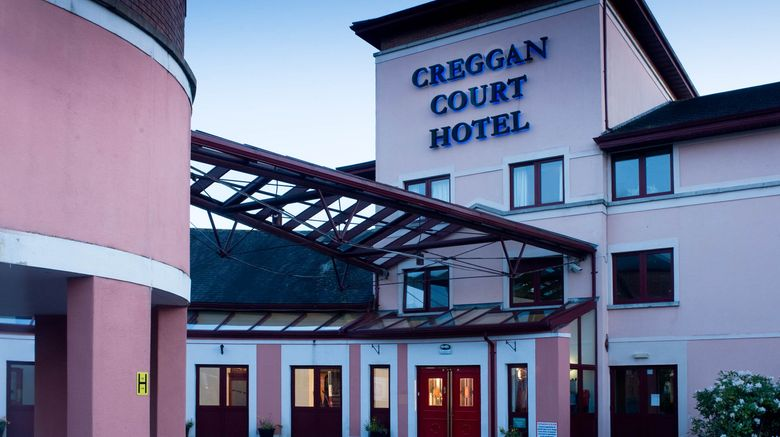 "Creggan Court Hotel Exterior. Images powered by <a href=""http://www.leonardo.com"" target=""_blank"" rel=""noopener"">Leonardo</a>."