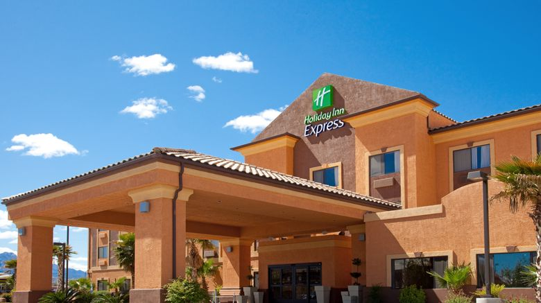 """Holiday Inn Express  and  Suites Kingman Exterior. Images powered by <a href=""""http://www.leonardo.com"""" target=""""_blank"""" rel=""""noopener"""">Leonardo</a>."""