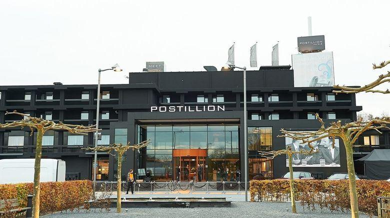 "Postillion Hotel Dordrecht Exterior. Images powered by <a href=""http://www.leonardo.com"" target=""_blank"" rel=""noopener"">Leonardo</a>."