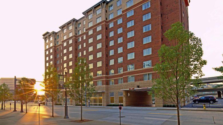 "Residence Inn Pittsburgh North Shore Exterior. Images powered by <a href=""http://www.leonardo.com"" target=""_blank"" rel=""noopener"">Leonardo</a>."