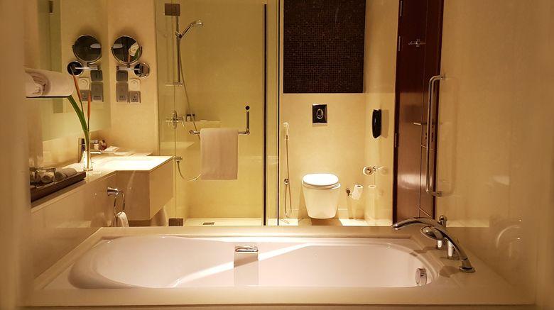 "<b>Crowne Plaza Kochi Room</b>. Images powered by <a href=""https://leonardo.com/"" title=""Leonardo Worldwide"" target=""_blank"">Leonardo</a>."