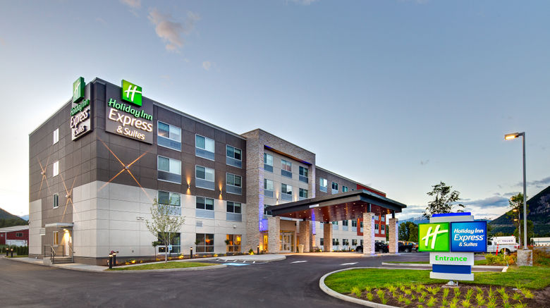 """Holiday Inn Express  and  Suites Terrace Exterior. Images powered by <a href=""""http://www.leonardo.com"""" target=""""_blank"""" rel=""""noopener"""">Leonardo</a>."""