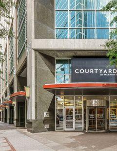 Courtyard Charlotte City Center