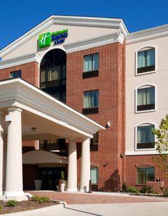 Holiday Inn Express Hotel/Suites Ennis