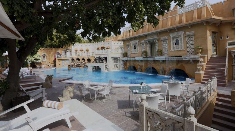 "Ajit Bhawan Hotel Exterior. Images powered by <a href=""http://www.leonardo.com"" target=""_blank"" rel=""noopener"">Leonardo</a>."