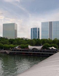 Courtyard Paris Gare de Lyon