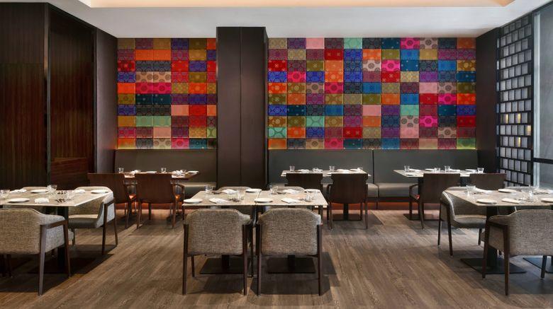 "<b>Kathmandu Marriott Hotel Restaurant</b>. Images powered by <a href=""https://leonardo.com/"" title=""Leonardo Worldwide"" target=""_blank"">Leonardo</a>."