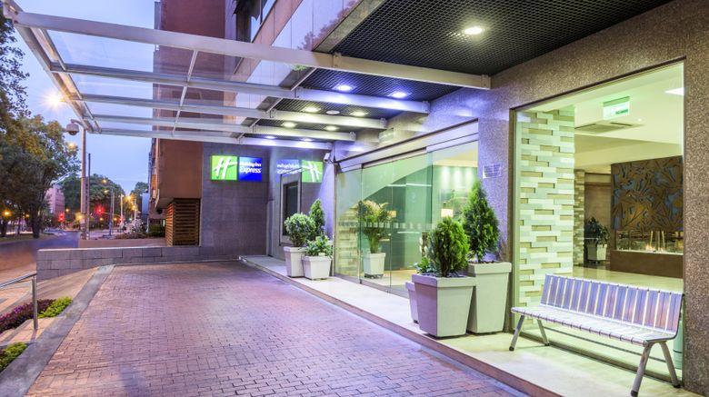 "Holiday Inn Express Parque 93 Exterior. Images powered by <a href=""http://www.leonardo.com"" target=""_blank"" rel=""noopener"">Leonardo</a>."