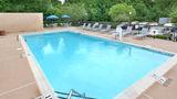 Holiday Inn Express RDU Pool