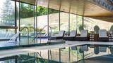 Lucknam Park Hotel Pool