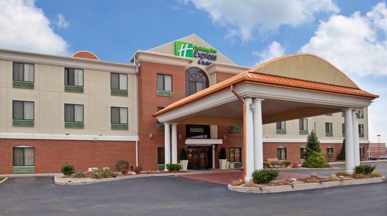 "Holiday Inn Express Shiloh-OFallon Exterior. Images powered by <a href=""http://www.leonardo.com"" target=""_blank"" rel=""noopener"">Leonardo</a>."