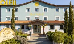 Hotel Roi Soleil-Colmar
