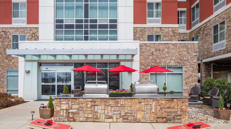 """TownePlace Suites Franklin Cool Springs Exterior. Images powered by <a href=""""http://www.leonardo.com"""" target=""""_blank"""" rel=""""noopener"""">Leonardo</a>."""