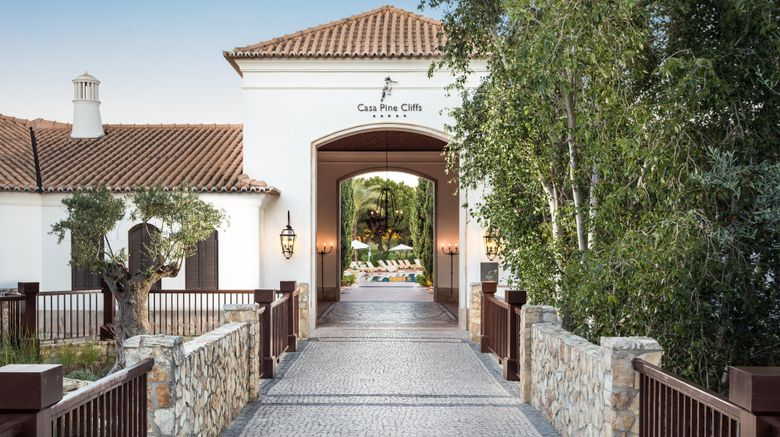 """Pine Cliffs Residence, Luxury Collection Exterior. Images powered by <a href=""""http://www.leonardo.com"""" target=""""_blank"""" rel=""""noopener"""">Leonardo</a>."""
