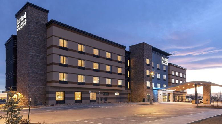 """Fairfield Inn  and  Suites by Marriott South Exterior. Images powered by <a href=""""http://www.leonardo.com"""" target=""""_blank"""" rel=""""noopener"""">Leonardo</a>."""