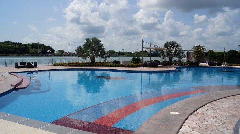 "<b>Crowne Plaza Tuxpan Pool</b>. Images powered by <a href=""https://leonardo.com/"" title=""Leonardo Worldwide"" target=""_blank"">Leonardo</a>."