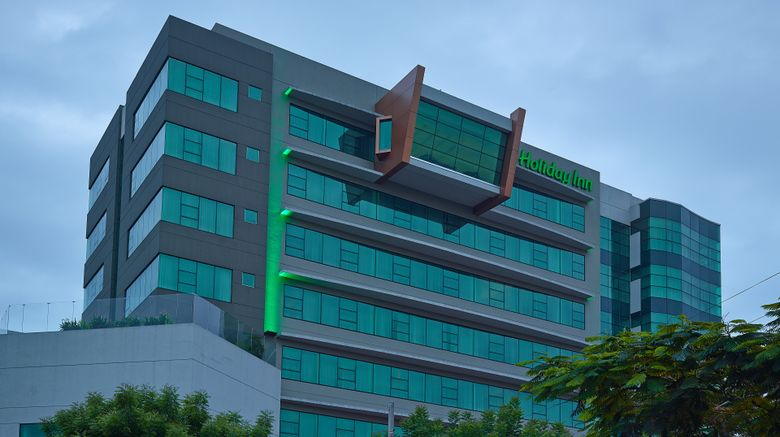 """Holiday Inn Guayaquil Airport Exterior. Images powered by <a href=""""http://www.leonardo.com"""" target=""""_blank"""" rel=""""noopener"""">Leonardo</a>."""