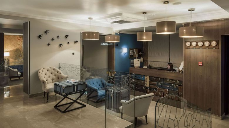 "<b>ZENTRUM Apartments Lobby</b>. Images powered by <a href=""https://leonardo.com/"" title=""Leonardo Worldwide"" target=""_blank"">Leonardo</a>."