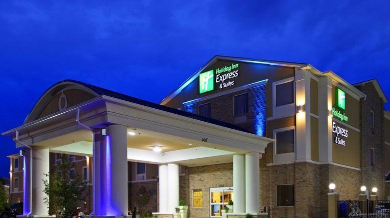 "Holiday Inn Express Biddeford Exterior. Images powered by <a href=""http://www.leonardo.com"" target=""_blank"" rel=""noopener"">Leonardo</a>."