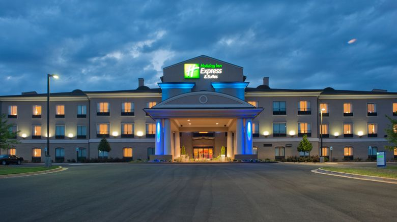 "Holiday Inn Express Prattville Exterior. Images powered by <a href=""http://www.leonardo.com"" target=""_blank"" rel=""noopener"">Leonardo</a>."