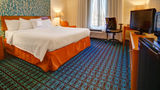 Fairfield Inn & Suites Edmond Room