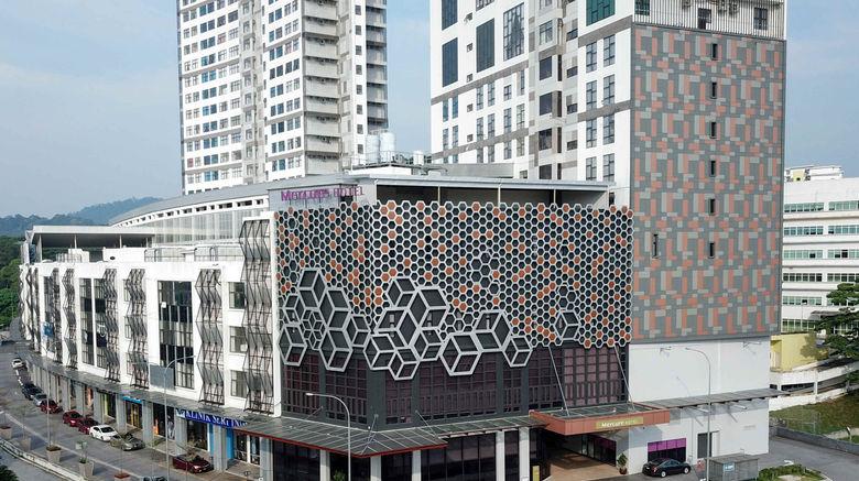 "Mercure Selangor Selayang Exterior. Images powered by <a href=""http://www.leonardo.com"" target=""_blank"" rel=""noopener"">Leonardo</a>."