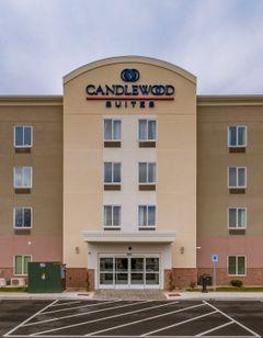 Candlewood Suites Mishawaka North