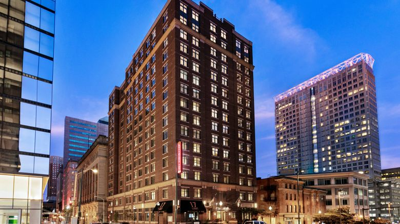 """Residence Inn Baltimore Downtown Exterior. Images powered by <a href=""""http://www.leonardo.com"""" target=""""_blank"""" rel=""""noopener"""">Leonardo</a>."""