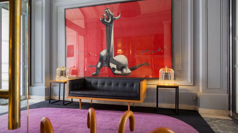 "InterContinental Paris Avenue Marceau Exterior. Images powered by <a href=""http://www.leonardo.com"" target=""_blank"" rel=""noopener"">Leonardo</a>."