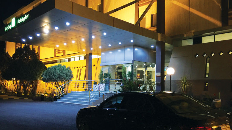 "Holiday Inn Tabuk Exterior. Images powered by <a href=""http://www.leonardo.com"" target=""_blank"" rel=""noopener"">Leonardo</a>."