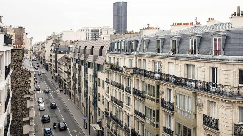 "Yllen Eiffel Hotel Exterior. Images powered by <a href=""http://www.leonardo.com"" target=""_blank"" rel=""noopener"">Leonardo</a>."