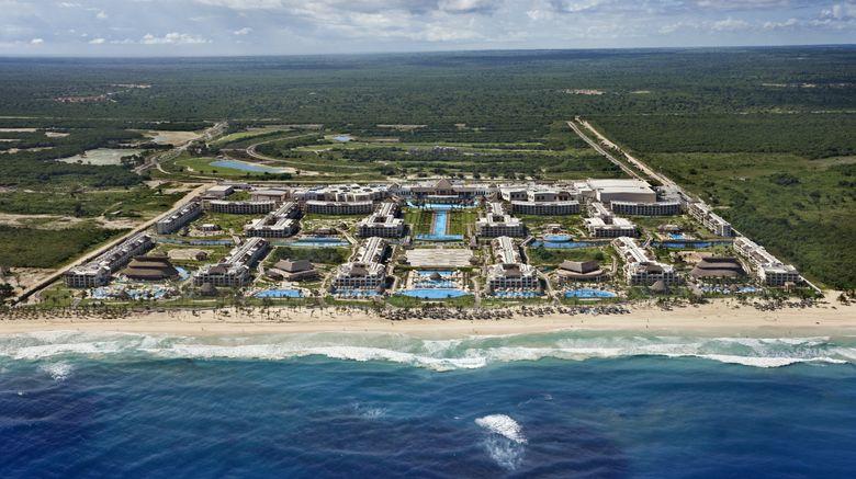 "Hard Rock Hotel in Punta Cana Exterior. Images powered by <a href=""http://www.leonardo.com"" target=""_blank"" rel=""noopener"">Leonardo</a>."