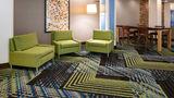 Holiday Inn Express Towson Lobby