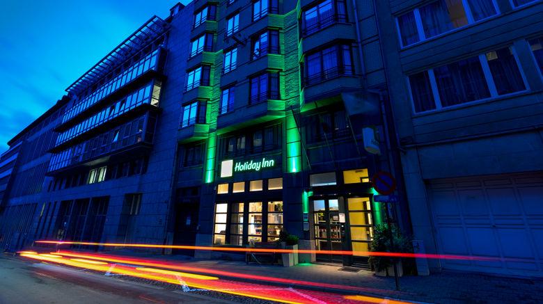 "Holiday Inn Brussels-Schuman Exterior. Images powered by <a href=""http://www.leonardo.com"" target=""_blank"" rel=""noopener"">Leonardo</a>."