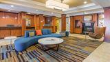Fairfield Inn & Suites Columbia Lobby