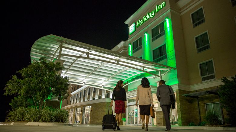 """Holiday Inn  and  Suites-Convention Center Exterior. Images powered by <a href=""""http://www.leonardo.com"""" target=""""_blank"""" rel=""""noopener"""">Leonardo</a>."""