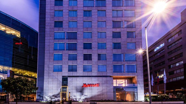 "Bogota Marriott Hotel Exterior. Images powered by <a href=""http://www.leonardo.com"" target=""_blank"" rel=""noopener"">Leonardo</a>."
