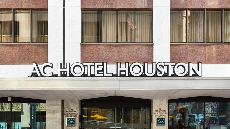 "AC Hotel by Marriott Houston Downtown Exterior. Images powered by <a href=""http://www.leonardo.com"" target=""_blank"" rel=""noopener"">Leonardo</a>."