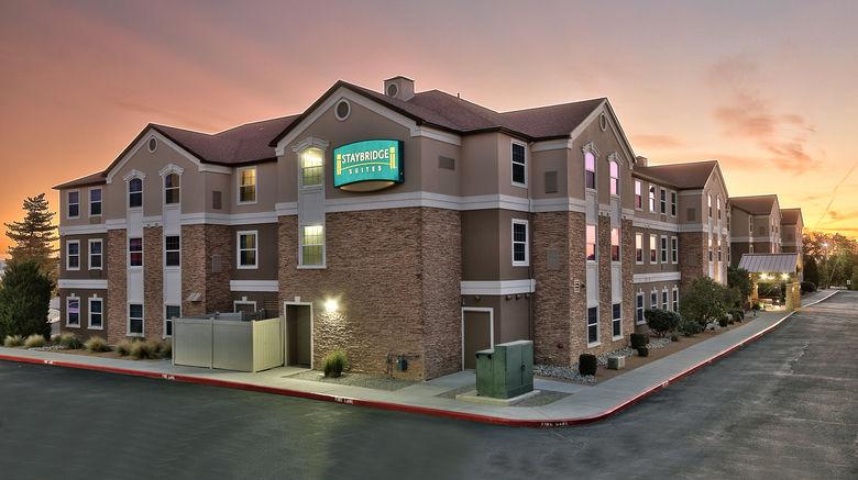 "Staybridge Suites Albuquerque North Exterior. Images powered by <a href=""http://www.leonardo.com"" target=""_blank"" rel=""noopener"">Leonardo</a>."