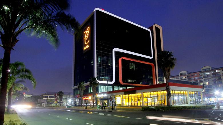 """Coastlands Umhlanga Hotel Exterior. Images powered by <a href=""""http://www.leonardo.com"""" target=""""_blank"""" rel=""""noopener"""">Leonardo</a>."""