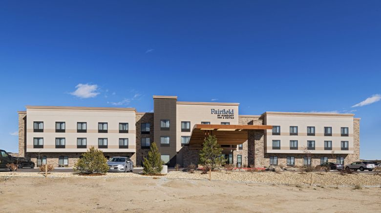 "Fairfield Inn  and  Suites East/Ballpark Exterior. Images powered by <a href=""http://www.leonardo.com"" target=""_blank"" rel=""noopener"">Leonardo</a>."
