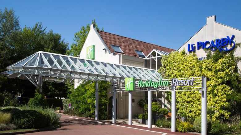 "Holiday Inn Resort Le Touquet Exterior. Images powered by <a href=""http://www.leonardo.com"" target=""_blank"" rel=""noopener"">Leonardo</a>."
